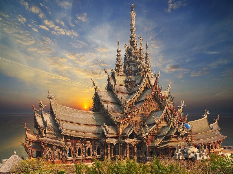 Danh sách những ngôi đền, chùa Thái Lan xứng danh đất nước chùa vàng 10