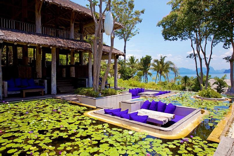 Khám phá ngay các Resort Thái Lan hút cả những sao hạng A thế giới 10