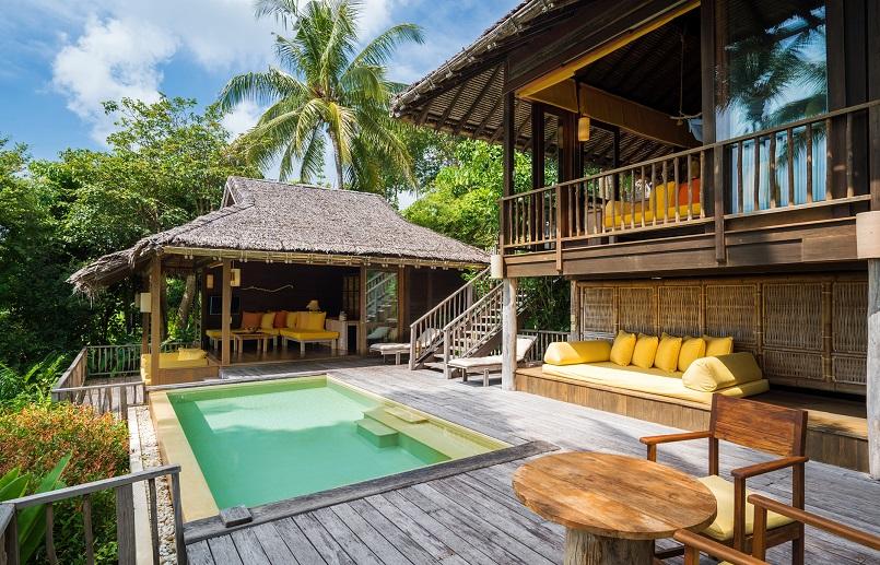 Khám phá ngay các Resort Thái Lan hút cả những sao hạng A thế giới 9