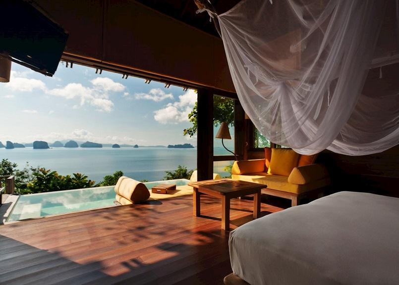 Khám phá ngay các Resort Thái Lan hút cả những sao hạng A thế giới 8