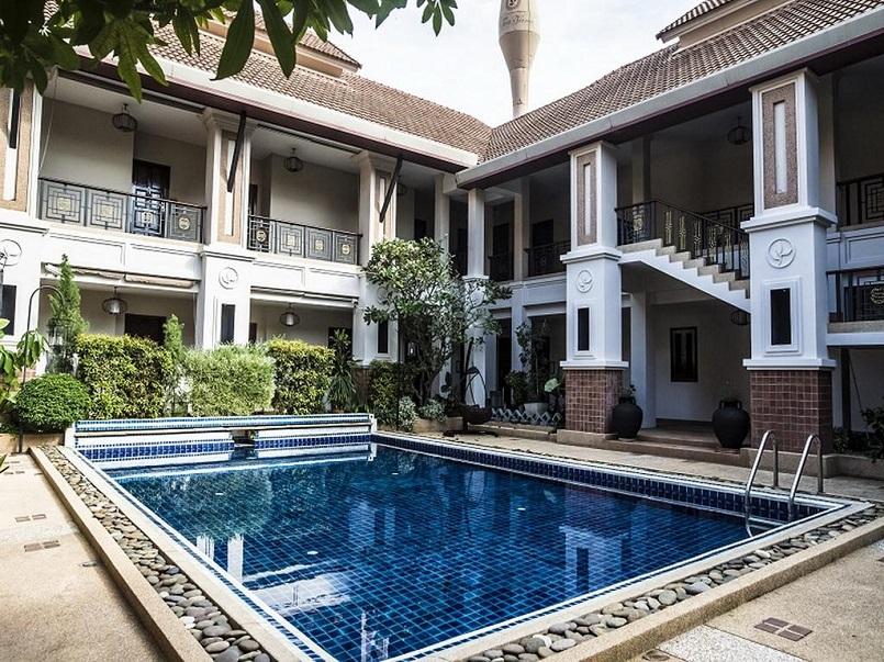 Top địa chỉ lưu trú tại Chiang Mai - Thái Lan chất lượng, giá rẻ, ở là ưng 8