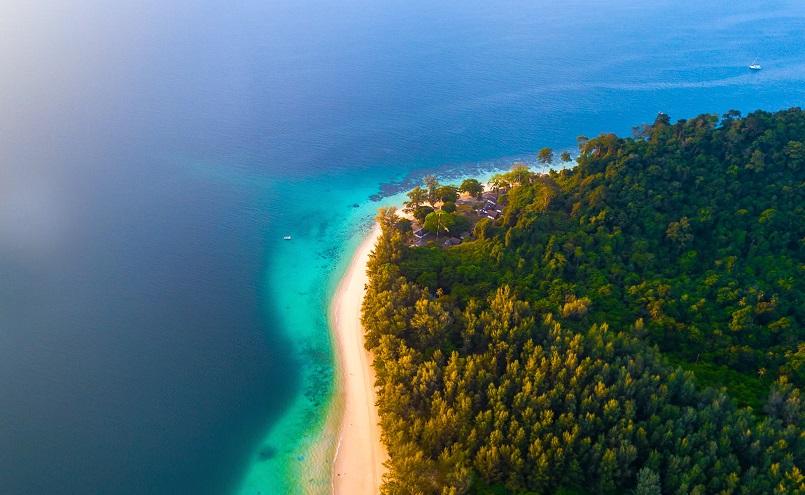Du lịch đảo Thái Lan với Top các hòn đảo đẹp như thiên đường hot 20