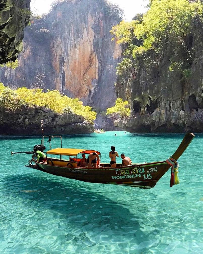 TOP bãi biển Thái Lan đẹp mê mẩn mọi giác quan, biết ngay để không hối tiếc 13