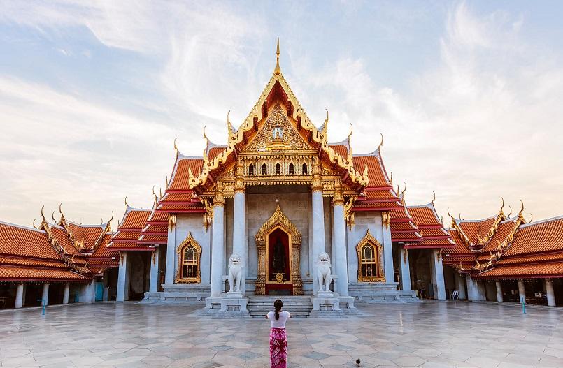 Danh sách những ngôi đền, chùa Thái Lan xứng danh đất nước chùa vàng 7