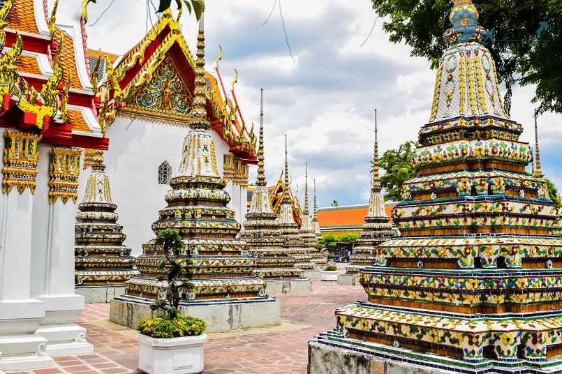 Danh sách những ngôi đền, chùa Thái Lan xứng danh đất nước chùa vàng 6