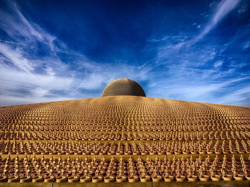 Danh sách những ngôi đền, chùa Thái Lan xứng danh đất nước chùa vàng 17