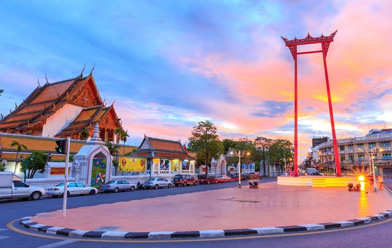 Danh sách những ngôi đền, chùa Thái Lan xứng danh đất nước chùa vàng 14