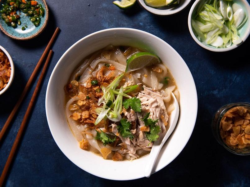 TOP món đặc sản đại diện cho nền ẩm thực Lào khiến bạn nên thử 12