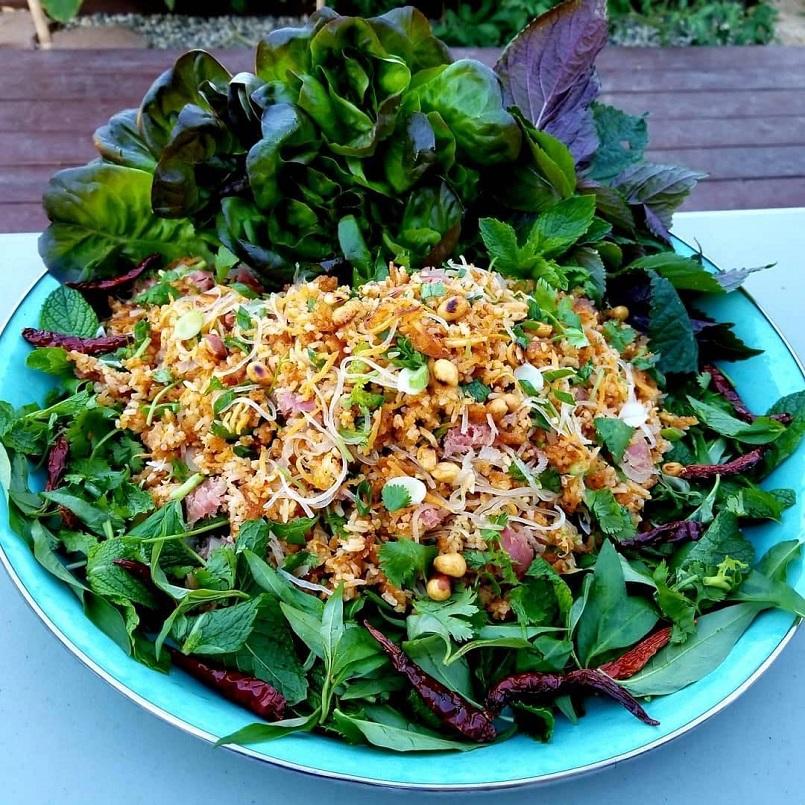 TOP món đặc sản đại diện cho nền ẩm thực Lào khiến bạn nên thử 16