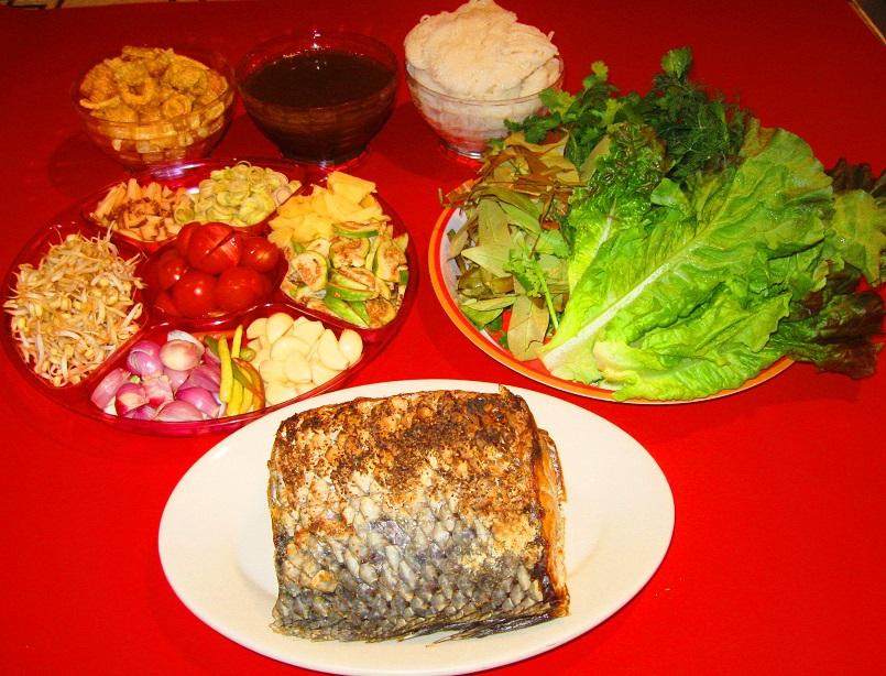 TOP món đặc sản đại diện cho nền ẩm thực Lào khiến bạn nên thử 6