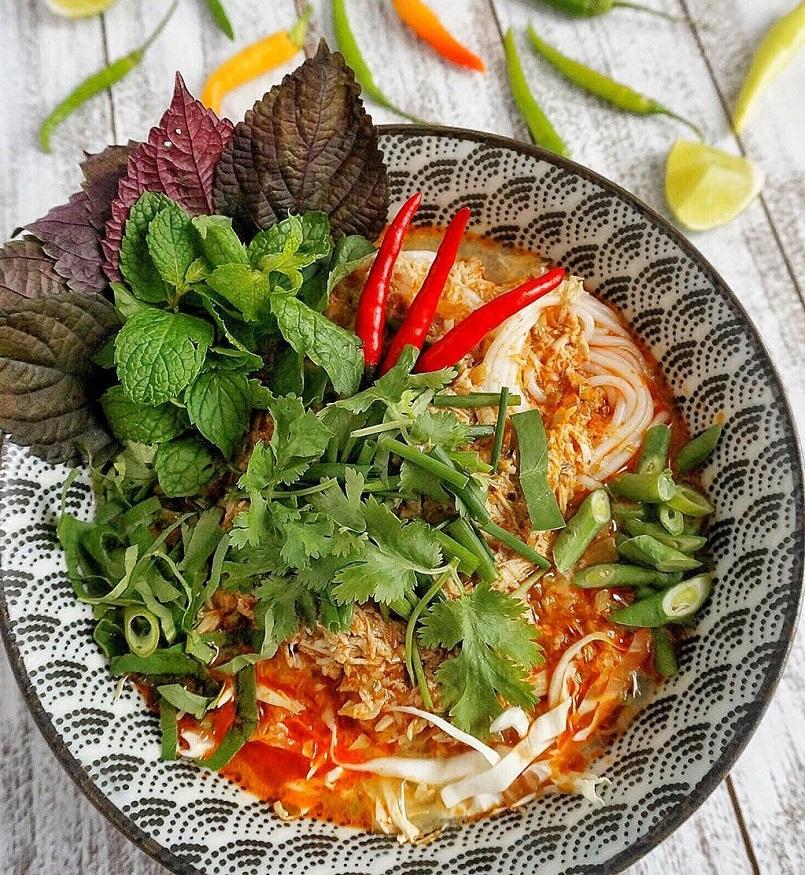 TOP món đặc sản đại diện cho nền ẩm thực Lào khiến bạn nên thử 10