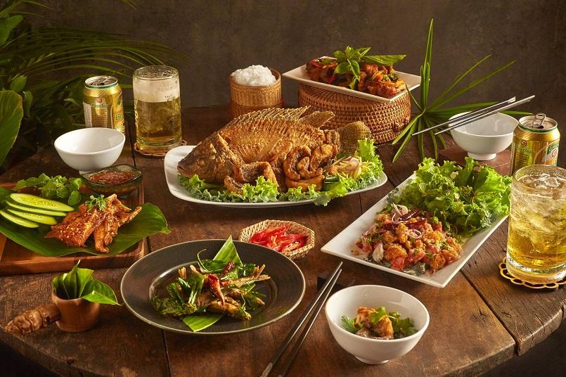 TOP món đặc sản đại diện cho nền ẩm thực Lào khiến bạn nên thử 1