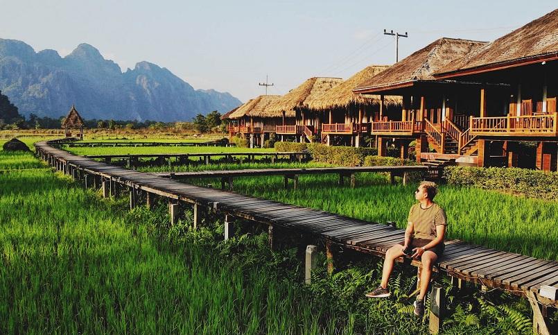 Kinh nghiệm du lịch Lào - Đất nước duy nhất tại ĐNÁ không có biển 1