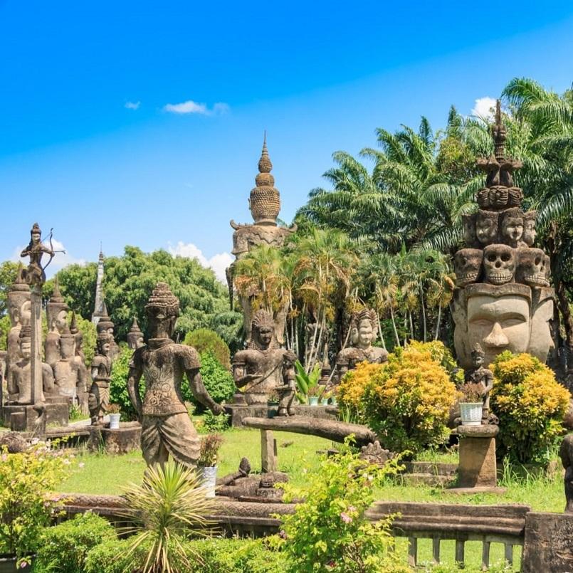 Địa điểm du lịch Lào: 23 cái tên không thể bỏ qua 2