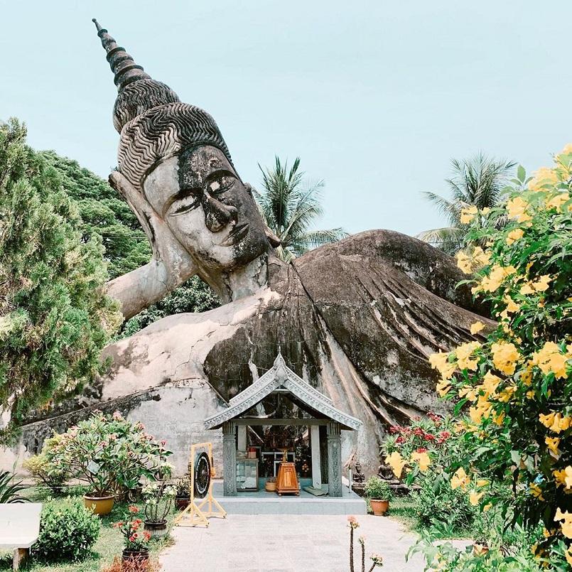 Kinh nghiệm du lịch Lào - Đất nước duy nhất tại ĐNÁ không có biển 13