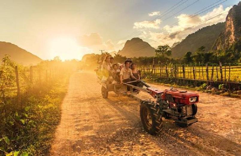 Kinh nghiệm du lịch Lào - Đất nước duy nhất tại ĐNÁ không có biển 18