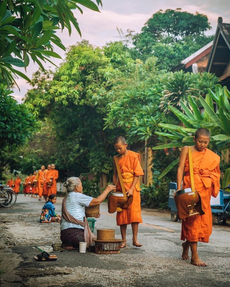 Kinh nghiệm du lịch Luông Pha Băng tự túc mới nhất 6