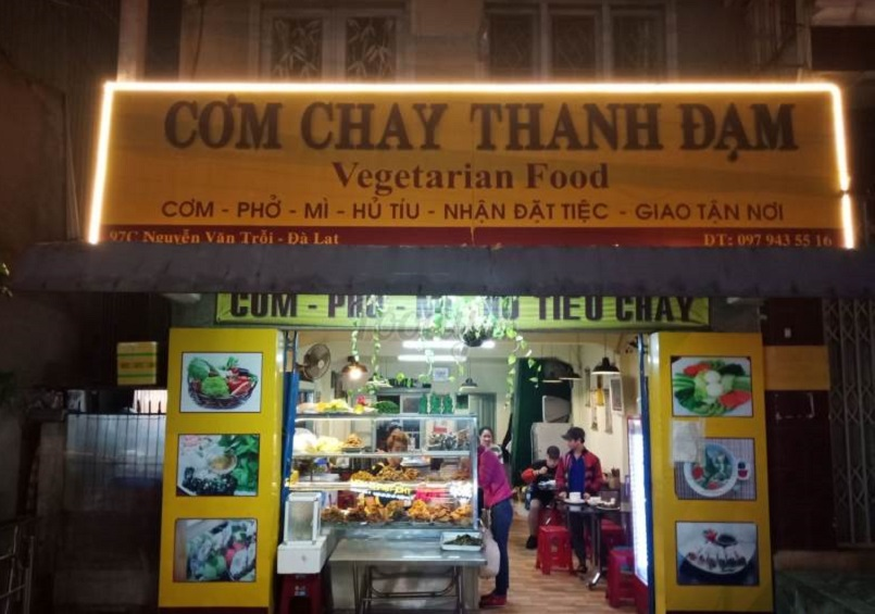 Bỏ túi ngay danh sách các quán ăn chay ở Đà Lạt nổi tiếng nhất hiện nay 2