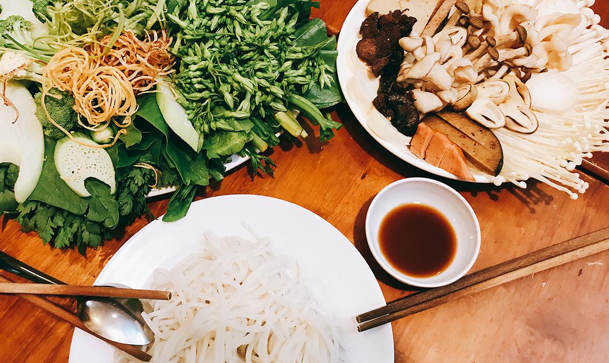 Bỏ túi ngay danh sách các quán ăn chay ở Đà Lạt nổi tiếng nhất hiện nay