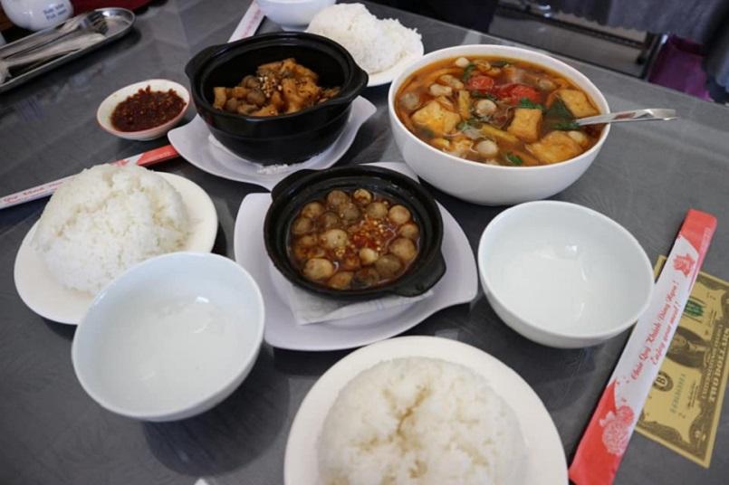 Bỏ túi ngay danh sách các quán ăn chay ở Đà Lạt nổi tiếng nhất hiện nay 4
