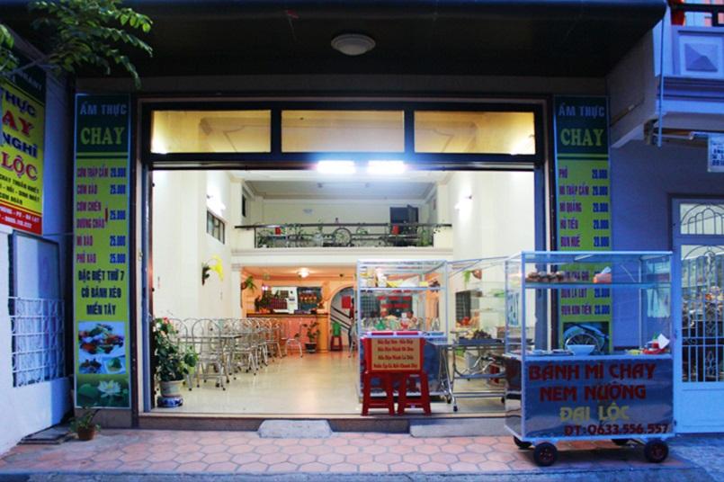 Bỏ túi ngay danh sách các quán ăn chay ở Đà Lạt nổi tiếng nhất hiện nay 6