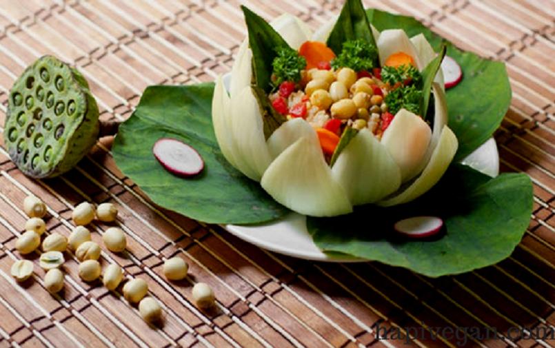 Bỏ túi ngay danh sách các quán ăn chay ở Đà Lạt nổi tiếng nhất hiện nay 8