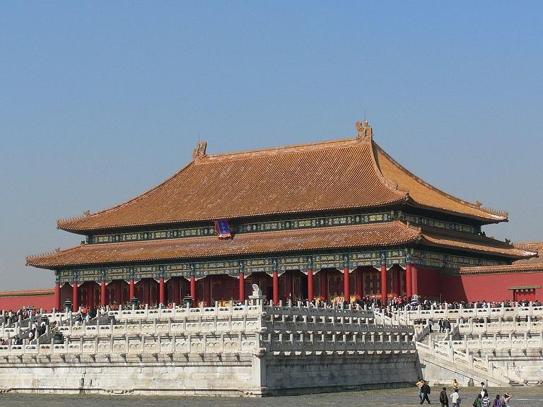Tử Cấm Thành - Cố Cung của nhiều triều đại phong kiến Trung Quốc