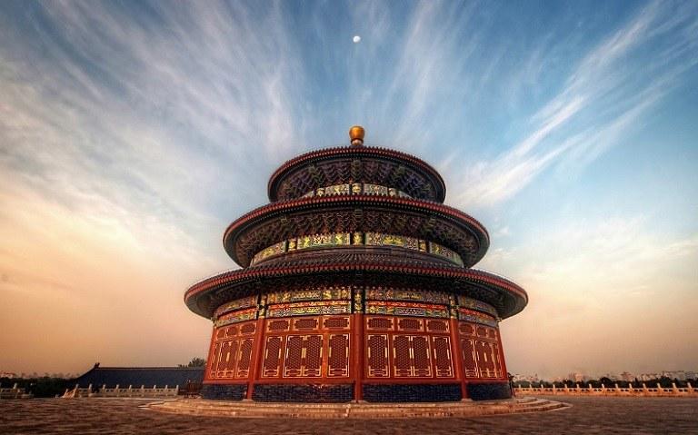 Thiên Đàn tại Bắc Kinh