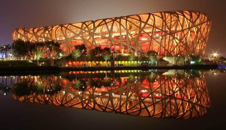 Sân vận động Tổ Chim - Du lịch Bắc Kinh