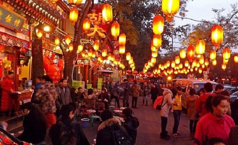 Vương Phủ Tỉnh - Du lịch Bắc Kinh