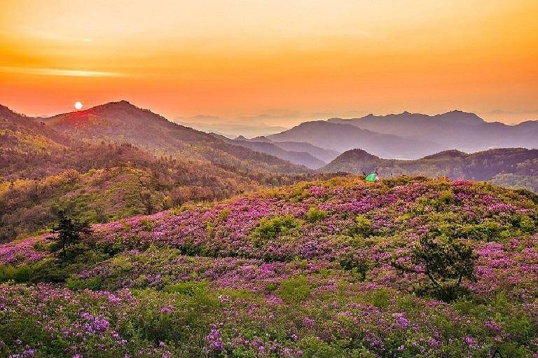 Công viên rừng quốc gia Yunmengshan - Du lịch Bắc Kinh