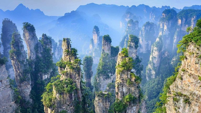 Cảnh đẹp Trung Quốc