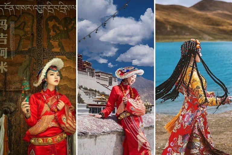 Trang phục truyền thống Trung Quốc