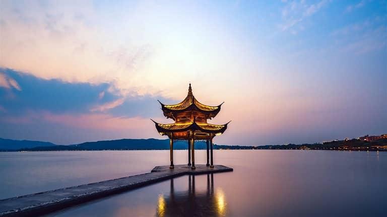 Tây Hồ - Trung Quốc