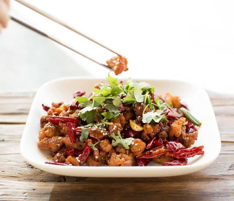 Lazi Ji - Ẩm thực Trung Quốc
