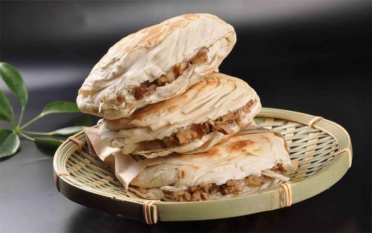 Rou jia mo -Món ăn Trung Quốc