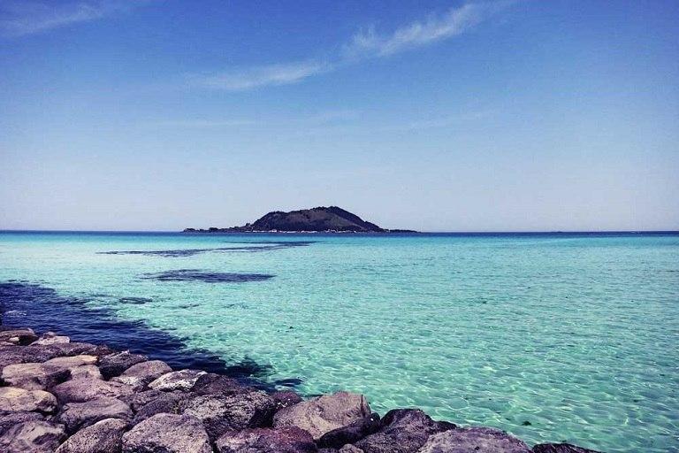 Bãi biển Hyeopjae - Địa điểm du lịch ở Jeju