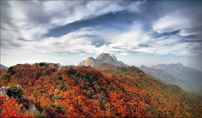 Vườn quốc gia Bukhansan