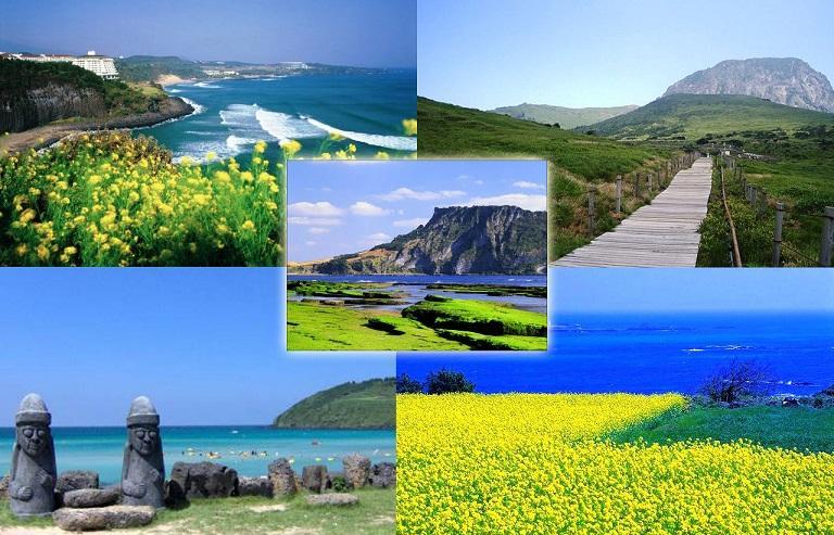 Cảnh đẹp đảo Jeju