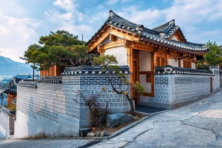 Nhà truyền thống ở Hàn Quốc