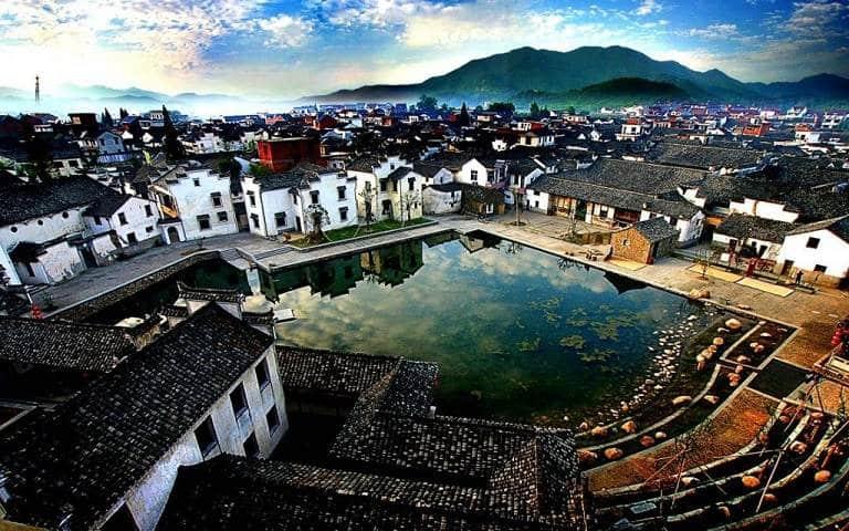Long Môn trấn - địa điểm du lịch Hàng Châu