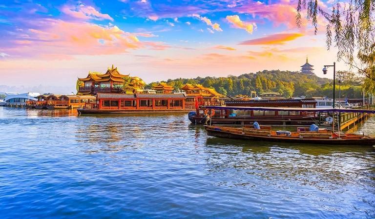 Cảnh đẹp Hàng Châu