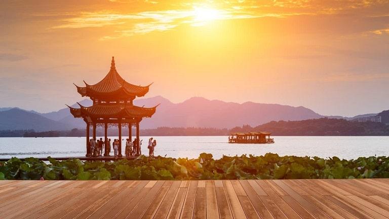 Tây Hồ Hàng Châu - Địa điểm du lịch Hàng Châu