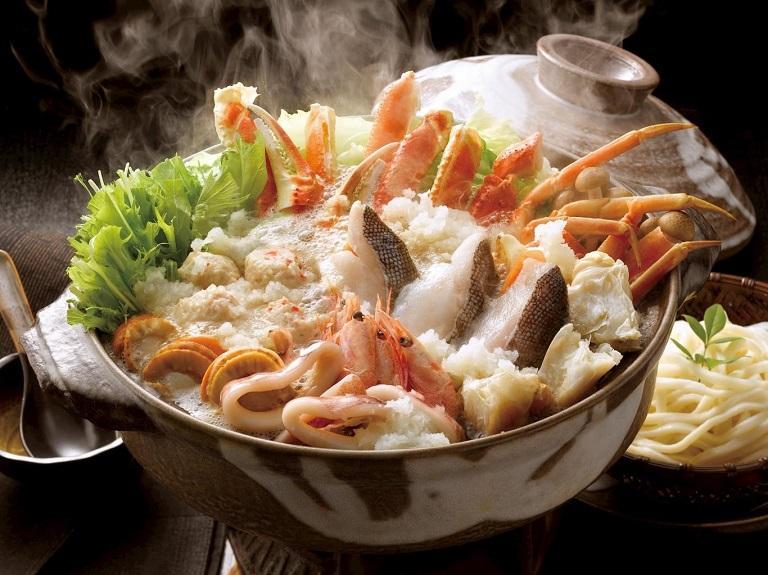 Một số món ăn từ hải sản Jeju (Ảnh sưu tầm)