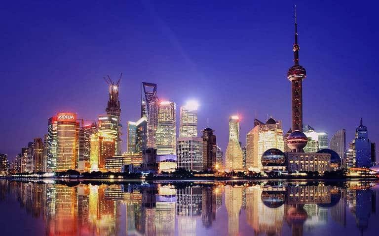 Bến Thượng Hải - Địa điểm du lịch nổi tiếng