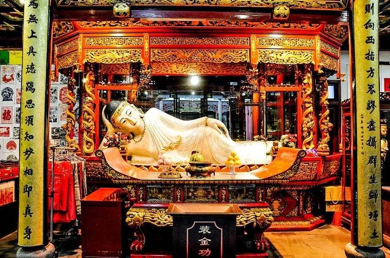 Chùa Phật Ngọc - Địa điểm du lịch Thượng Hải