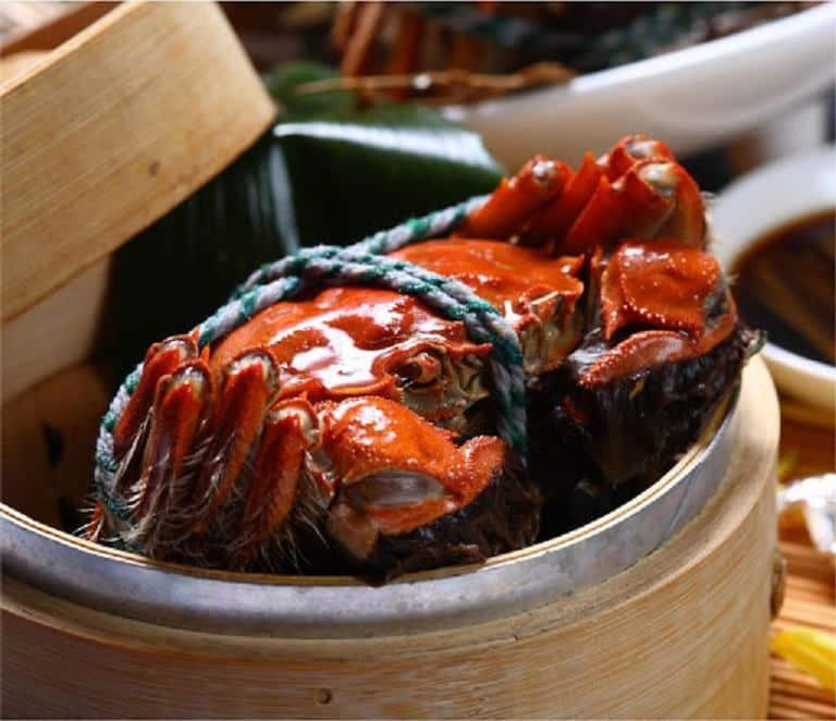 Cua Dương Trừng - Ẩm thực Thượng Hải