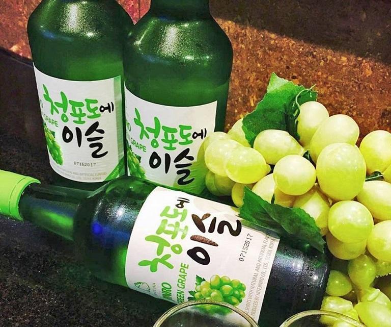 Rượu Sochu Hàn Quốc