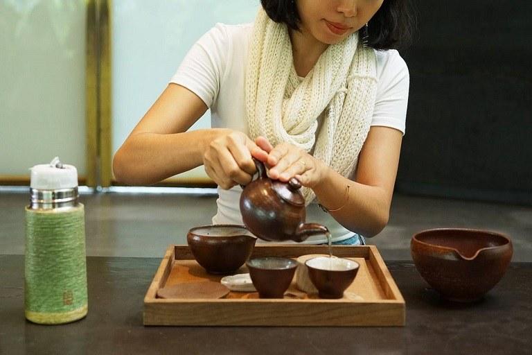 Nghệ thuật trà đạo Hàn Quốc