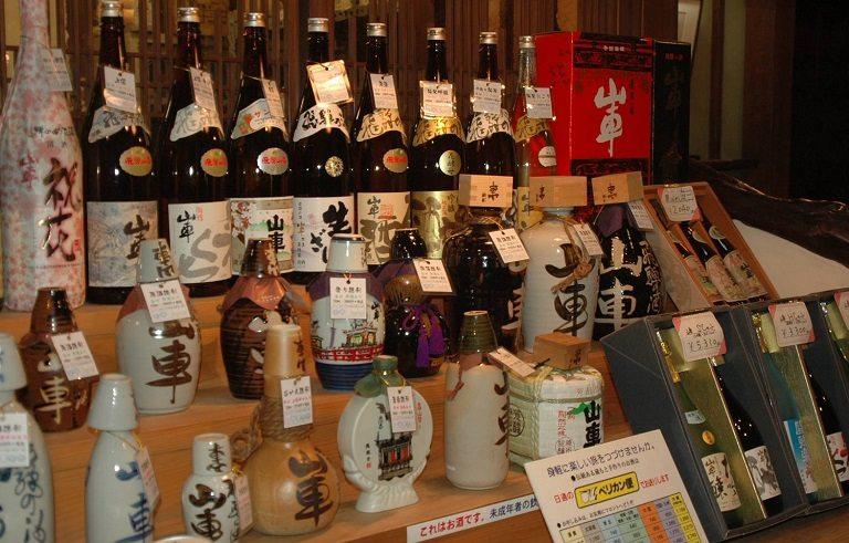 Rượu sochu cao cấp - quà du lịch Hàn Quốc